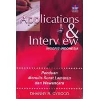 Image of Applications and Interview Inggris-Indonesia